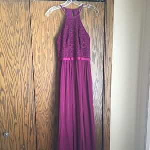 David's Bridal formal/bridesmaid dress